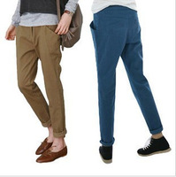 Summer 2012 vintage harem pants female trousers loose plus size casual pants women's skinny pants
