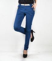 2013 spring female casual pants plus size trousers pencil pants harem pants