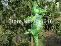 2013 Free Shipping Factory Supply Simulation Chameleon Plush Toy Doll Model Children Creative Birthday Gift Home Decor