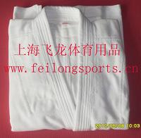 White judo suit clothing judo uniform , cotton 100% , myfi