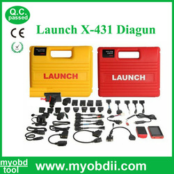 [Authorized Distributor]2013 version auto scanner RUSSIAN Launch X431 Diagun with crazy pric(China (Mainland))