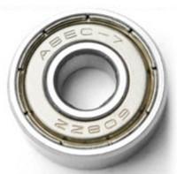 20PCS Abec-7 bearing 608zz , inline skates skateboard ssangyong board drift board wheels bearing skating shoes