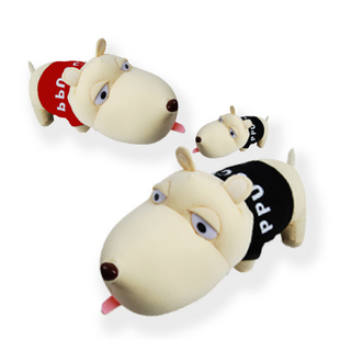 Free shipping Long dog bamboo charcoal bag auto supplies decorations decoration car cartoon jushi decoration