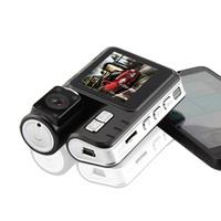 Mini hd night vision wide-angle driving recorder