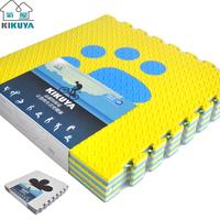 Large puzzle mats foam floor eva child plastic cartoon patchwork 60 x2