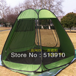 5-10PERSONS LARGE ROOM PARTY TENT/POP UP TENT/GARDEN TENT(China (Mainland))