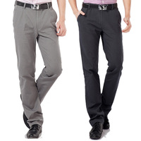 Comfortable 2013 all-match commercial male casual pants trousers straight pants men's clothing