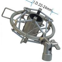 Earobe fz-002 handheld capacitance ring microphone general shock mount shock absorption device