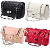 christmas Designer Handbag Clutch Ladies Shoulder bag Fashion Bags Quilting Chain Cross drop shipping Free shipping W1287