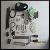 60cc Kit Motor Bicicleta, Bicycle Engine Kit Silver Engine