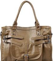 FASHION LADY BAG, HAND BAG, SHOULDER BAG#blkhaki