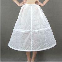 p3 Free shipping 2 Hoop Wedding Bridal Dress Petticoat Underskirt Crinoline Wedding Accessories 2014