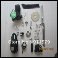 60cc Bicycle Engine Kit, Black Engine A80