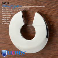 LICHEN  Furniture Hardware Zinc alloy ring Chrome-plated finishing Handle&Cabinet Handle&Drawer Handle Free Shipping