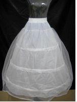 p5 Free shipping three Hoop Wedding Bridal Dress Petticoat  Crinoline Wedding Accessories 2014