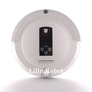 innovative idea products,robot vacuum cleaner(Sweep,Vacuum,Mop,Sterilize),LCD Touch Screen,Schedule,Virtual Wall,Auto Charge