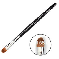 Pupa black series single cosmetic brush eye shadow brush te7
