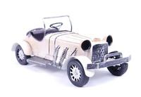 0023D  Metal handicraft iron color convertible  wecker model  free shipping