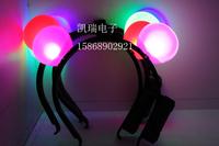 Luminous 02010203 MICKEY headband luminous hair accessory christmas supplies light hairpin christmas decoration props