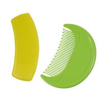 Indian shell infant comb round toe infant portable scalp
