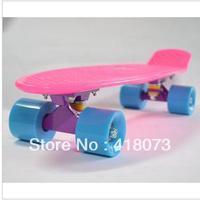 "Free Shipping 22"" Penny skateboard 2012 Range Nickel Skateboard Cruiser complete plastic fish skateboard"
