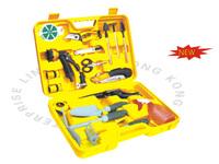 free shipping BOSI 18pc garden tool set,china top ten brand