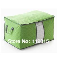 Free shipping 3 colours Portable Folding Multifunctional Storage Organizer Bag Storage Box -Best Fabric Storage
