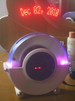 Magic led clock m magic clock personalized watches and clocks snooker wall clock
