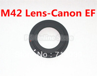 wholesale!    M42 Lens to Canon EOS EF 550D 500D 60D 50D 7D Adapter