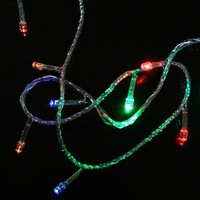 Multicolour 10m LED String Light 220V/110V Decoration Light for Christmas Party Wedding With 8 Display Modes Free Shipping