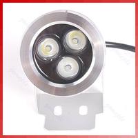 5pcs/lot Wholesale 3W LED Flood light Spot Garden Downlight Lamp High Power Cool Warm White Free Shipping