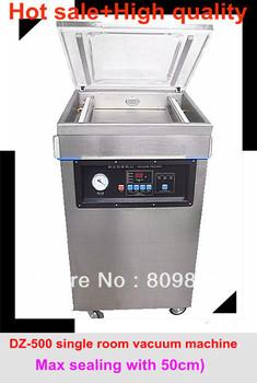 100% Warranty 220V DZ-500Single room vacuum sealing machine for chicken,fruit,,,,vacuum sealer