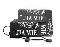 Custom design security origianl label garment hang tags