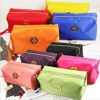 2013new cosmetic bag Large volume waterproof  Candy color choice  handbag