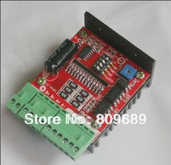 New version TB6600 4.5A CNC Engraving Machine Stepper Motor Driver Board 5 Segments(China (Mainland))