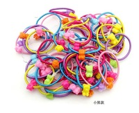 Multicolor pentagram  Peach Hearts  Little Bear Cartoon hair bands  free shipping