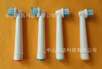 4PCS Replacement Electric Toothbrush Brush Heads For SB17A  Braun Vitality ID 2013032402