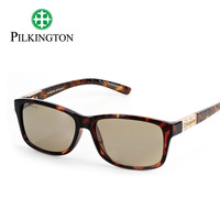 authentic brand 2013hot  freeshipping fashion Pilkington sunglasses  mirror driver tr90 Men pk5359 polarized glass car accessory