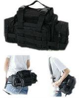Molle multifunctional waist pack magic waist pack tactical waist pack ride outdoor bag casual bag male waist pack