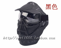 Cs fadac field protective mask lens belt goggles protective mask cover outdoor mask