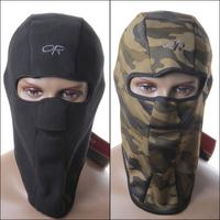 1688cs outdoor or single hole wigs hat mask wigs muffler scarf