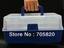 plastic fishing tackle box promotion