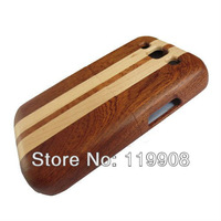 Split Pattern Car Tyre Style Wood Wooden Hard Cover Case for Galaxy S3 Samsung I9300
