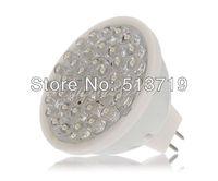 10X  MR16 38 LED  White/Warm white  LED Energy Saving Light Bulb 1.9W 220v Register Home led bulbs
