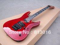 Wholesale Free shipping esp Kiko louriero horizon model OEM Electric Guitar in customised fingerboard inlay way!