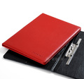 Free shipping Contract folder contract folder book commercial leather folder a4 conference folders supplies stationery