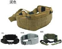 Molle tactical cummerbund belt lumbar waist support outdoor belt ver5 cs outdoor