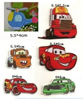 Wholesale  Cool Multi style Car Helicoper  Embroidered Iron On Patch  applique  DIY Sewing Knitting Supplies