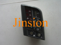 FREE SHIPPING JINSION OEM Apply to PC60-7 Komatsu Excavator manual throttle Monitor 7834-73-2002 7834-73-2000 7834-73-2001