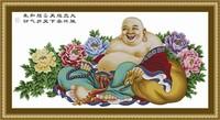 Cross stitch maitreya big picture 100% 100 watermark print